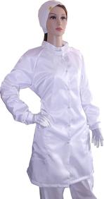 Как же снять статическое электричество с одежды