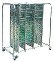Антистатическая тележка DOKA-CC-604 ESD  для печатных плат