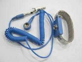 Антистатический металлический браслет DOKA-E2