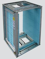 Антистатический стеллаж DOKA-COP-810 для печатных плат