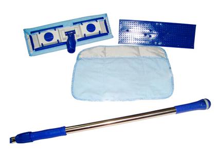 Антистатическая швабра DOKA-M002  (МОП)